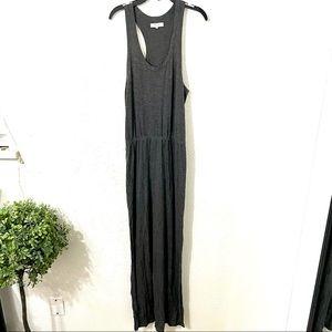 Madewell Grey Maxi Dress S